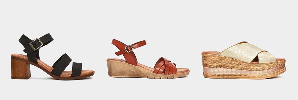 Fresia calzado comodo